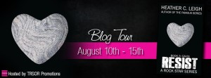 resist blog tour